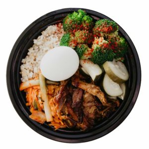 Korean Pork Bowl