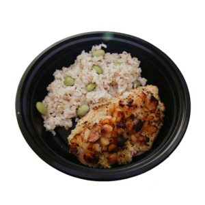 Mango Macadamia Chicken